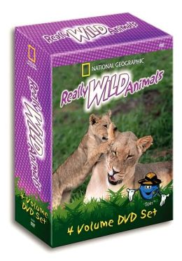 National Geographic Really Wild Animals Gift Set