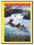 Video/DVD. Title: National Geographic: Lewis & Clark - Great Journey West