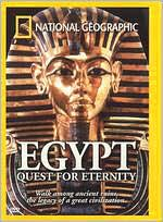 National Geographic: Egypt - Quest for Eternity