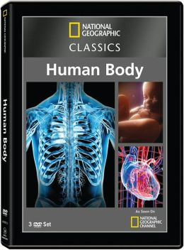 Nat'L Geo Clasics: the Human Body (3pc) / (Ws Ac3)