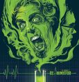 CD Cover Image. Title: Re-Animator [Original Motion Picture Soundtrack] [LP], Artist: Richard Band