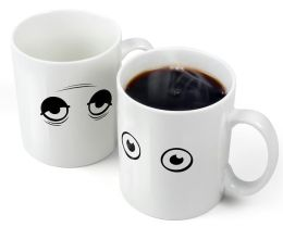 Wake Up Heat Sensitive Mug