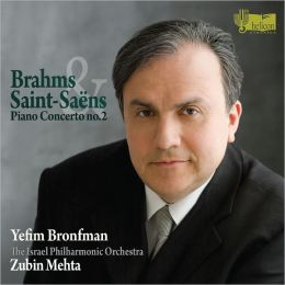 Brahms & Saint-Saëns: Piano Concerto No. 2