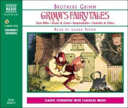 Grimm's Fairy Tales [AudioBook]
