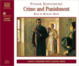 Crime and Punishment [AudioBook]