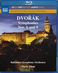 Dvorák: Symphonies Nos. 6 and 9