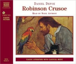 Robinson Crusoe (Defoe / Anthony)