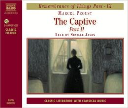 Captive Ii: Remembrance Of Things Past X (Proust / Jason)