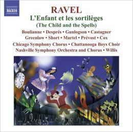 Ravel: L'Enfant et les sortilèges, Shéhérazade
