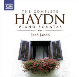 The Complete Haydn Piano Sonatas [Box Set]