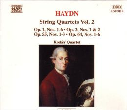 Haydn: String Quartets, Vol. 2 (Box Set)