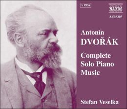 Dvorák: Complete Solo Piano Music (Box Set)