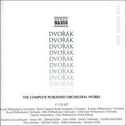 Dvorák: The Complete Published Orchestral Works