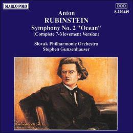 Rubinstein: Symphony No. 2