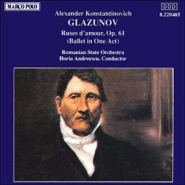Glazunov: Reuses d'amour