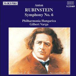 Rubinstein: Symphony No.6