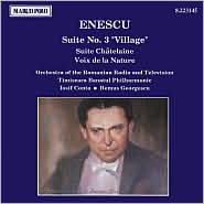 George Enescu: Suite No. 3