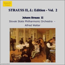 J. Strauss, Jr. Edition, Vol. 2