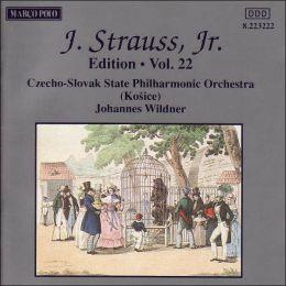 J. Strauss, Jr. Edition, Vol. 22