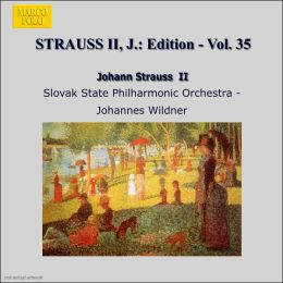 J. Strauss, Jr. Edition, Vol. 35