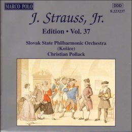 J. Strauss, Jr. Edition, Vol. 37