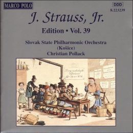 J. Strauss, Jr. Edition, Vol. 39