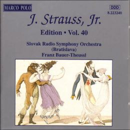 J. Strauss, Jr. Edition, Vol. 40