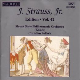 J. Strauss, Jr. Edition, Vol. 42