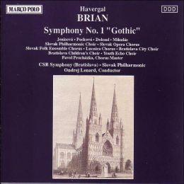 Havergal Brian: Symphony No. 1