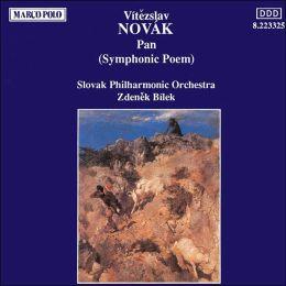 Viteszlav Novák: Pan (Symphonic Poem)
