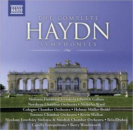 F.J. Haydn: Complete Symphonies (Box Set)
