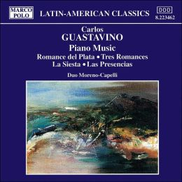 Guastavino: Piano Music