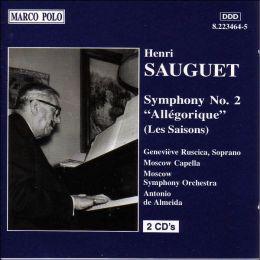Sauguet: Symphony No02