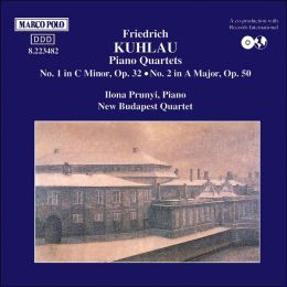 Kuhlau: Piano Quartets