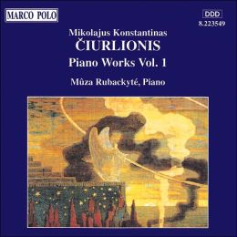 Ciurlionis: Piano Works Vol. 1