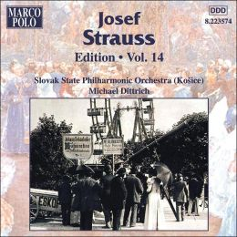 Josef Strauss Edition Vol. 14