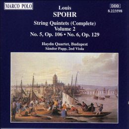 Louis Spohr: String Quintets, Volume 2