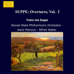 Franz von Suppé: Overtures, Vol. 2