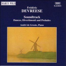 Devreese: Prélude; Third Waltz
