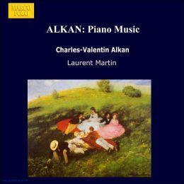 4 Impromptus / Variations (Alkan / Martin)
