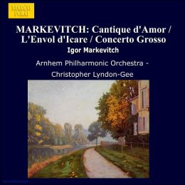 Markevitch: Complete Orchestra Music, Vol. 2