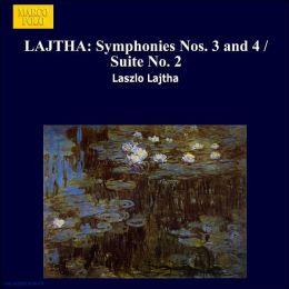 László Lajtha: Orchestral Works, Vol. 5