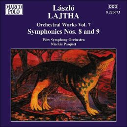 Lajtha: Orchestral Works, Vol. 7