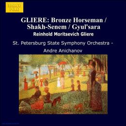 Glière: Orchestral Works