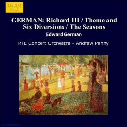 Edward German: Orchestral Works, Vol. 1