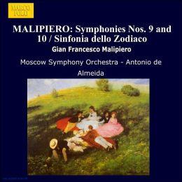 Malipiero: Symphonies