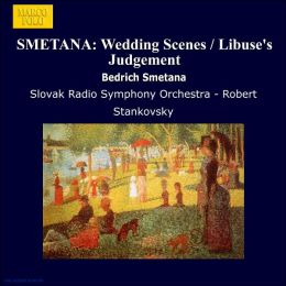 Smetana: Short Orchestral Pieces