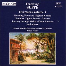 Suppé: Overtures Vol. 4