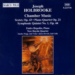 Joseph Holbrooke: Chamber Music