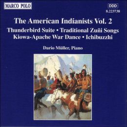 The American Indianists, Volume 2